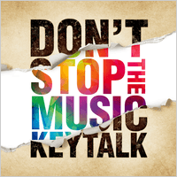 New Album「DON'T STOP THE MUSIC」