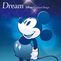 Dream~Disney Greatest Songs~ 洋楽盤